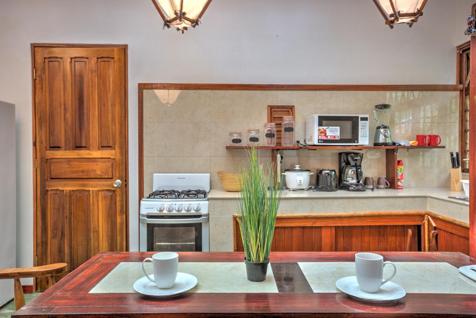 Playa Chiquita Lifestyle & Business – 4 apartments fully equipped